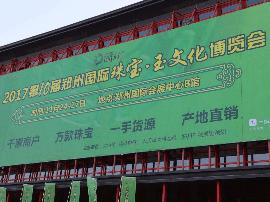 携手中原茶博会 郑州国际珠宝展强势回归