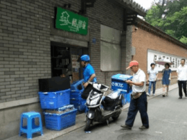 福州一外卖专营店卫生脏乱差状况令人堪忧