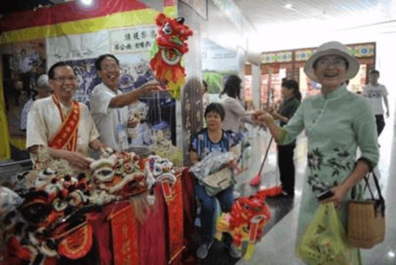 点赞!佛山禅城旅游文化周三天接待游客58.72万