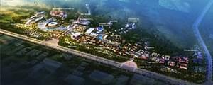 动漫文化创意园+太原798,揭秘你不认识的晋阳湖!