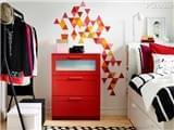 小户型卧室巧妙收纳 小空间收获大整洁