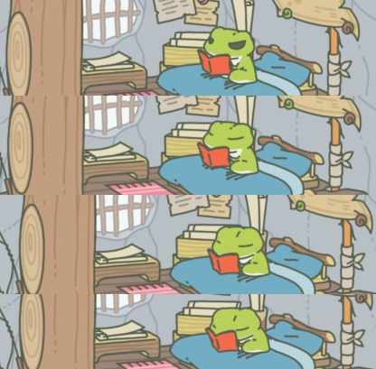 继《恋与制作人》后,这款《旅行青蛙》成女性爆款手游