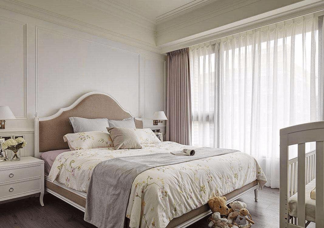 窗帘的颜色选对了有助于睡眠,睡眠浅的人都看过来了