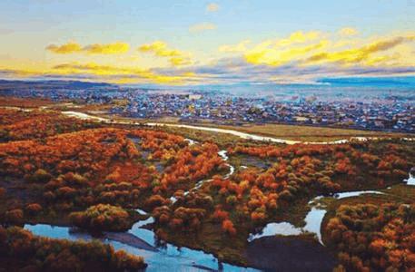 【内蒙古之最】森林面积全国第一