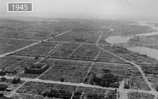 世界热门城市几十年前什么样?