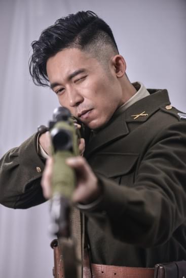 《特种兵之深入敌后》热拍 羿坤既是编剧又是男二号