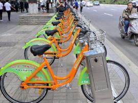 公共自行车有望手机扫码租骑 不用刷公交卡