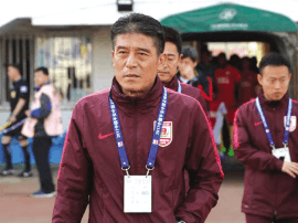 长春亚泰宣布李章洙下课 技术总监陈金刚接任主帅