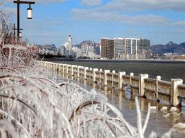 冷!山东本周气温将跌至零下 威海周末有阵雪