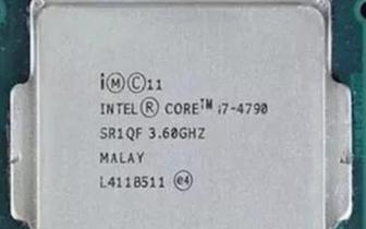 电脑CPU型号原来也不是难理解哦!