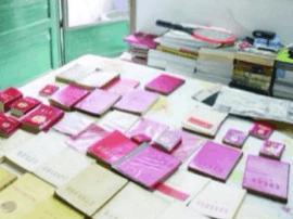榆次七旬老人办红色文化展览馆 红色藏品三万余件
