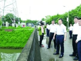 佛山市环委会连日约谈各级河长:确保整治成效