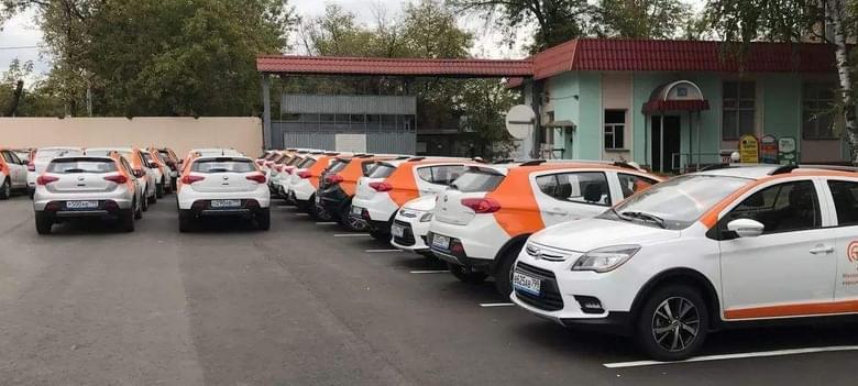 投放1000辆 中国共享汽车进军莫斯科