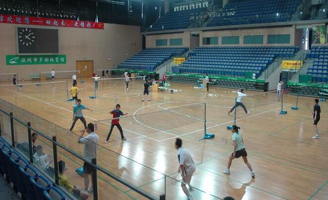 春节过个健康年 荆州体育中心三天接待市民4700人次