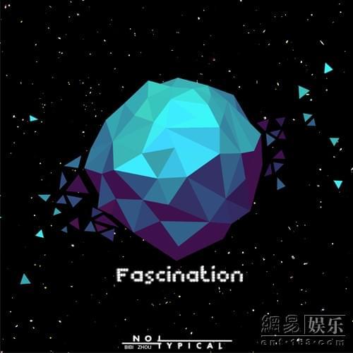 周笔畅英文单曲《Fascination》封面曝光