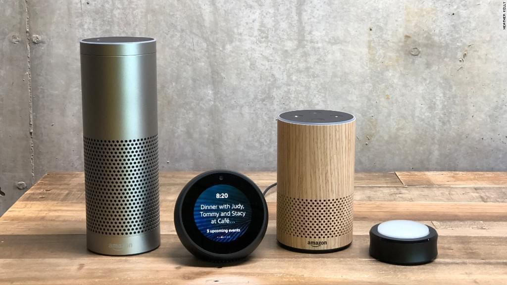 苹果是否会受到亚马逊Echo智能音箱的威胁?