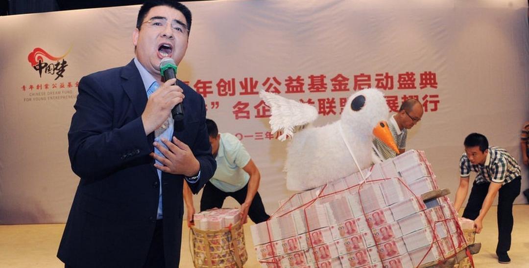 """媒体:陈光标不直面质疑的""""证据说话""""叫自说自话"""