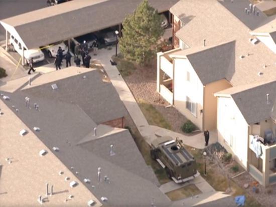 美国科罗拉多州枪击案造成1死6伤 枪手被击毙