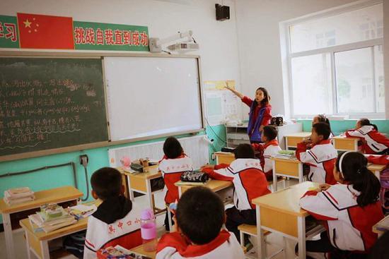 陈雅菁爱心助教