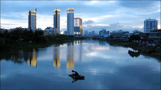 """实探东部新城 呈现不一样的""""大美江东"""""""