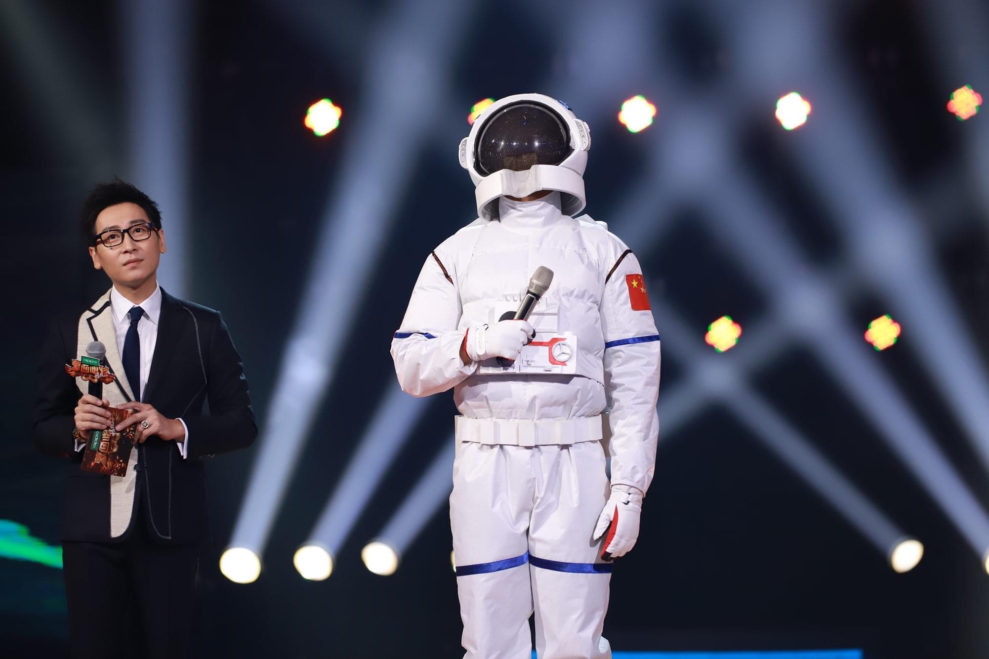奥运冠军空降《蒙面》 史上最高唱将锁定孙杨刘翔