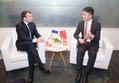 马克龙会见刘强东 京东承诺2年卖20亿欧元法国商品