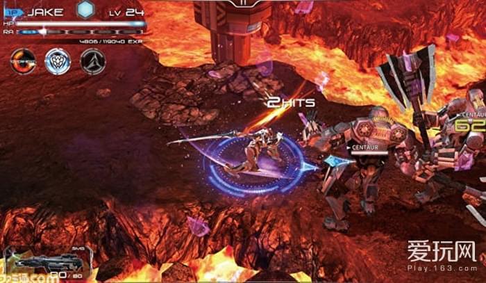 机甲ARPG《聚爆》登陆Switch平台 游戏内置中文