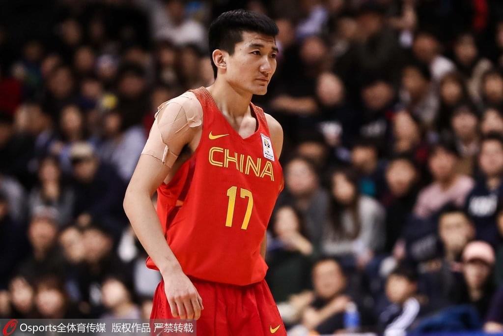 孙铭徽入选亚洲年度最佳阵容 王哲林进中锋TOP5