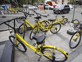 太原明确共享单车纳入数字化城市管理平台