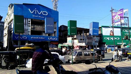 OPPO和vivo在印度收缩门店:降低成本注重市场深度