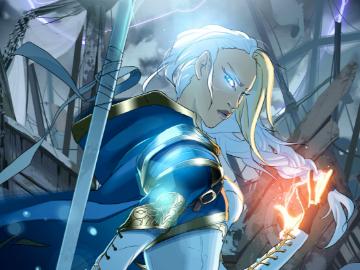 魔兽世界发布8.0最新剧情漫画 吉安娜归乡
