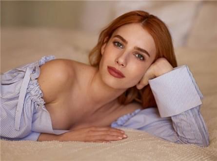 艾玛·罗伯茨最新大片曝光 优雅性感美艳动