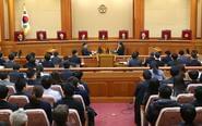 韩国朴槿惠弹劾案终审
