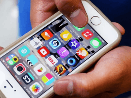 iPhone表现不佳 苹果对服务业务寄予厚望