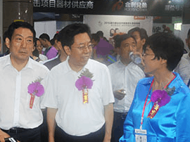 山西体育亮相2017陕西体育博览会