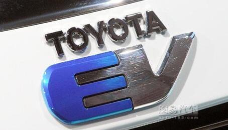 丰田,电动汽车