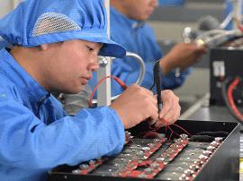 忘了特斯拉超级工厂吧 中国称霸全球锂电池市场