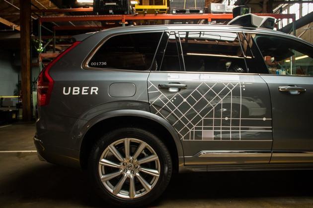 亚利桑那州宣布禁止Uber自动驾驶汽车测试