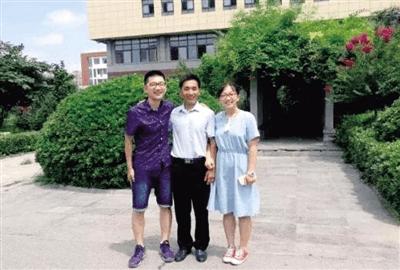 姐弟俩蝉联柘城高考理科第一名 先后梦圆清华