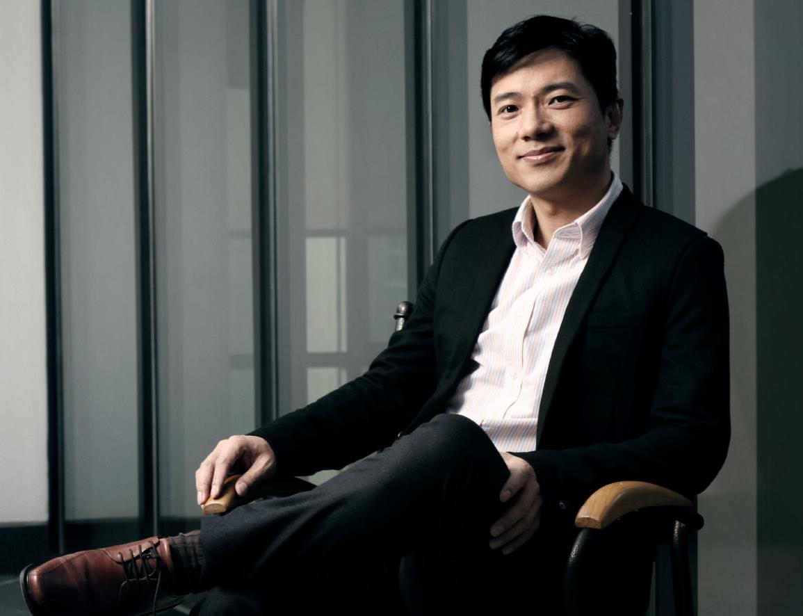 李彦宏内部信:迎接新时代 – 内容分发、连接服务、金融创新、人工智能的照片