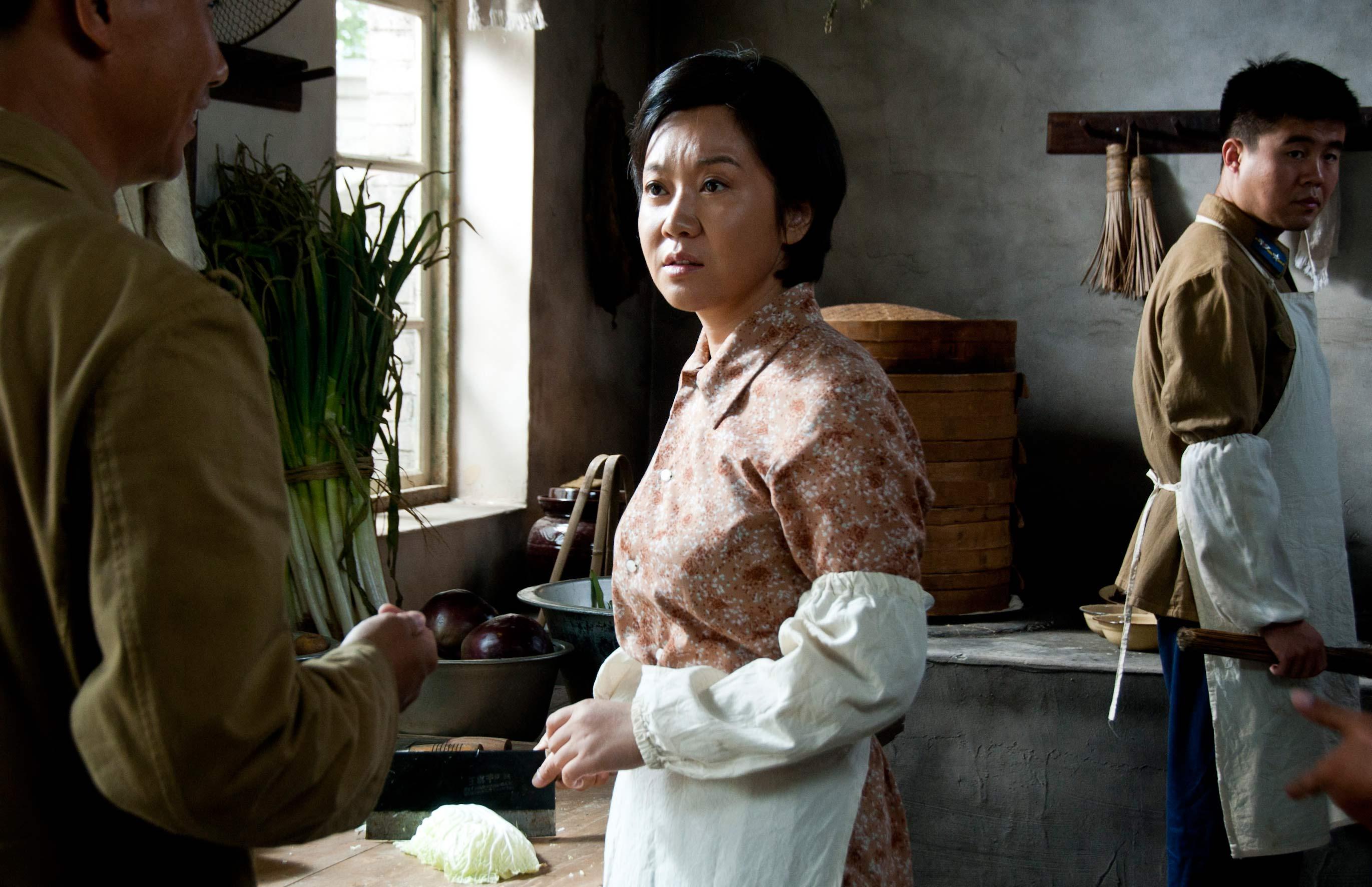 《绝密543》陈维涵王聪上线 闫妮林永健实力护航