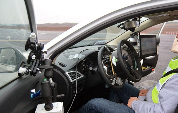 比普通人考驾照难 北京公布自动驾驶车辆考试大纲