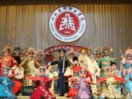 """""""中国戏曲小梅花荟萃""""山西分赛区展演举行"""