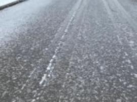 本周吉林省降温多雨雪 路面可能会积雪或结冰