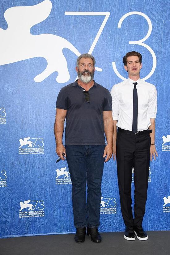 威尼斯day5:电影节再现黑马 梅尔吉布森拍抗日