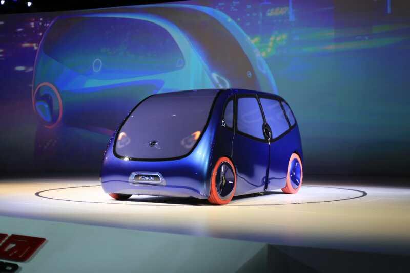 马化腾:腾讯对未来汽车出行领域思考得很多