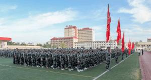 衡水学院启动国防教育日主题活动