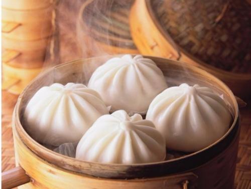 中国包子风靡北美:老外一口气吃4个不过瘾
