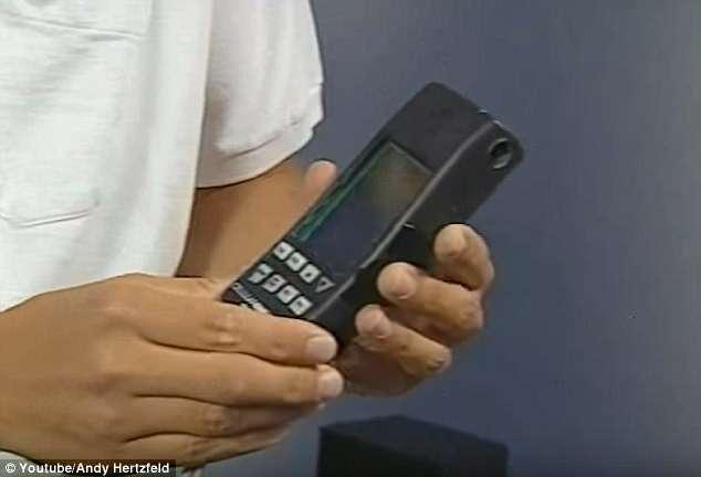 第一款智能手机比iPhone早13年 结果只卖了3000部