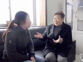 """""""金牌调解员""""李爱华:热心调解婚姻家庭纠纷"""